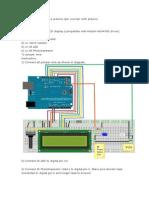 Medidor Rpm Con Arduino