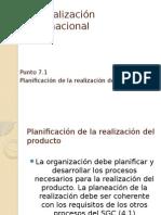 Normalización Punto 7.1