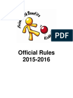 OfficialRules 2015-2016