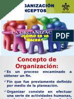1 La Organizacion