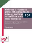 Rapport Industrie Fevrier 2010 0