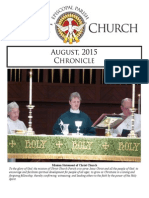 August Chronicle 2015