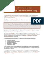 Matriz General Electic