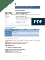 Ficha de Seguranca de Desmoldante Ph