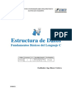 Fundamentos Basicos Del Lenguaje C