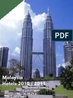 Malaysia Hotel-Tariff 2010-2011