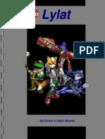 Star Fox Beta Rulebook and Character Sheets!