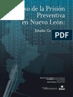 El Uso de La Prision Preventiva n.l.