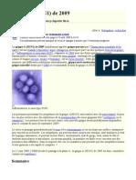 Grippe a (H1N1) de 2009