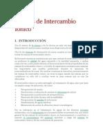 Papers - Resinas de Intercambio Iónico