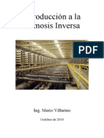 UNT - Osmosis Inversa - Papers