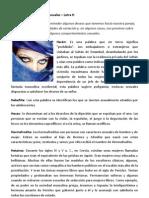 Diccionario de Términos Sexuales- Letra H