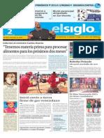Edicion Impresa El Siglo 29-07-2015