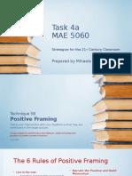 task 4a - strategies