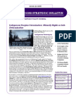 First Nations Strategic Bulletin Jan-July 15