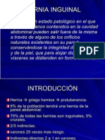 clasificacion de hernias