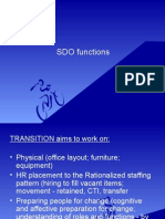 Sdo Functions Lecture