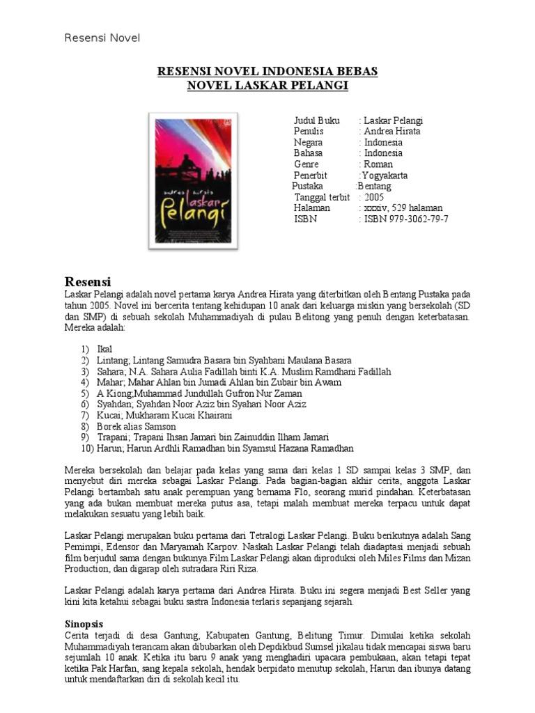 Sinopsis Novel Ketua Kelas Guru Galeri
