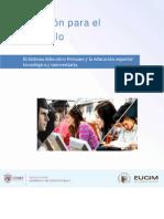 Módulo 4. El Sistema Educativo Peruano y La Educación Superior Tecnológica y Universitaria
