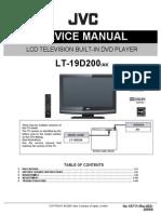 Jvc Lcd Lt-19d200