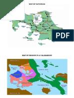 Map of Batangas
