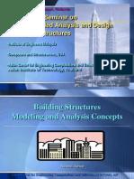 Basic Modeling and Analysis Concepts KL Aug 2002