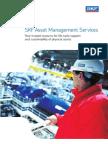 Asset Management Services Brochure En