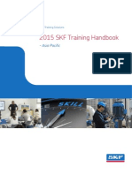 Training Catalogue 2015 SKF