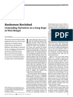 Rashomon Revisited