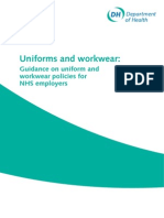 NHS Dress Code