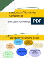 La Educación Técnica y Las Competencias