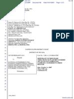 1st Technology LLC v. Rational Enterprises Ltda. et al - Document No. 66