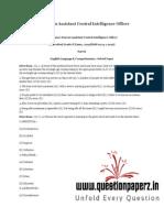AB ACIO Paper 4