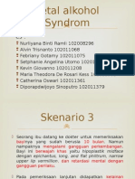fetal alkohol syndrome
