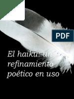 El Haikú, un refinamiento poético en uso