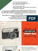 Olympus Trip 35 manual