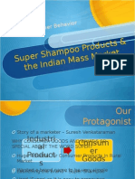 Super Shampoo - Consumer Behaviour