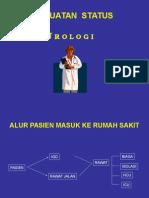 Pembuatan Status Urologi