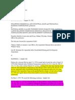 PCIB v. National Mines