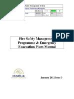 Emergency Evacuations Procedures Manual