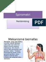 PPT Referat Spirometri