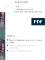 A+801--P09 The physical network