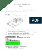 Tutorial - 6 - CG I - Design