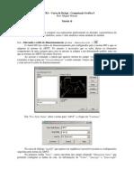 Tutorial - 10 - CG I - Design