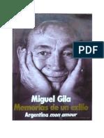 MIGUEL GILA -Memorias de Un Exilio