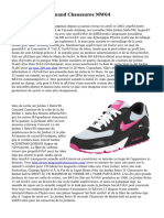 Nike Air Max Command Chaussures MW64