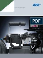 ARRI High Definition Video Assist HD-IVS_Brochure