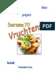 project duurzame vruchtensla