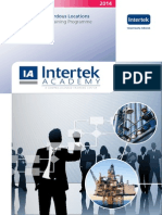 Intertek Academy Brochure (CompEx 2014)
