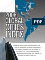 2008 Global Cities Index